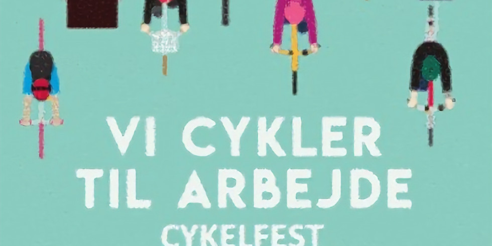 Vi Cykler Til Arbejde Cykelfest