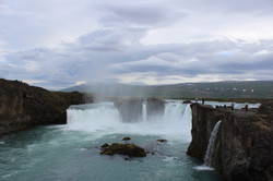 Vandfaldet Goðafoss