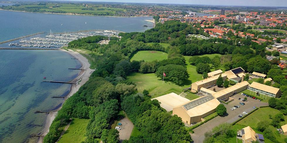 Live højskoleaften på Idrætshøjskolen Sønderborg