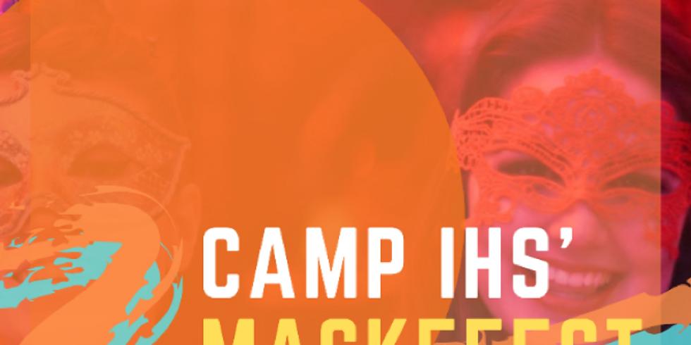 Camp IHS' Kæmpe Maskefest