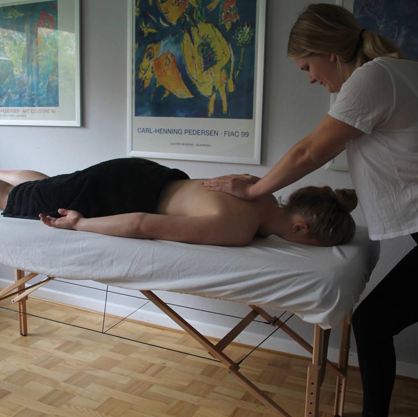 Helene massage