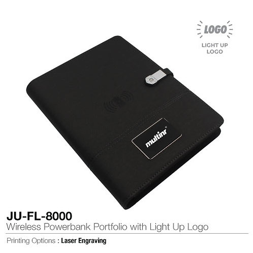 Wireless Powerbank Portfolio JU-FL-8000