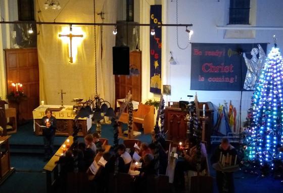 Christingle Service 24.12.19