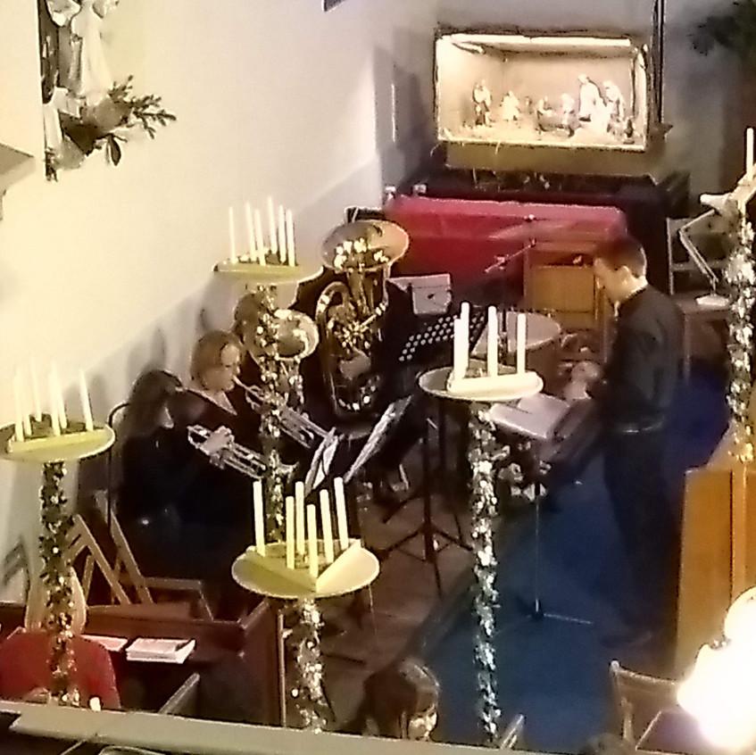 Carols by Candlelight 2018