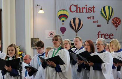 Musical Morning Worship June 23rd