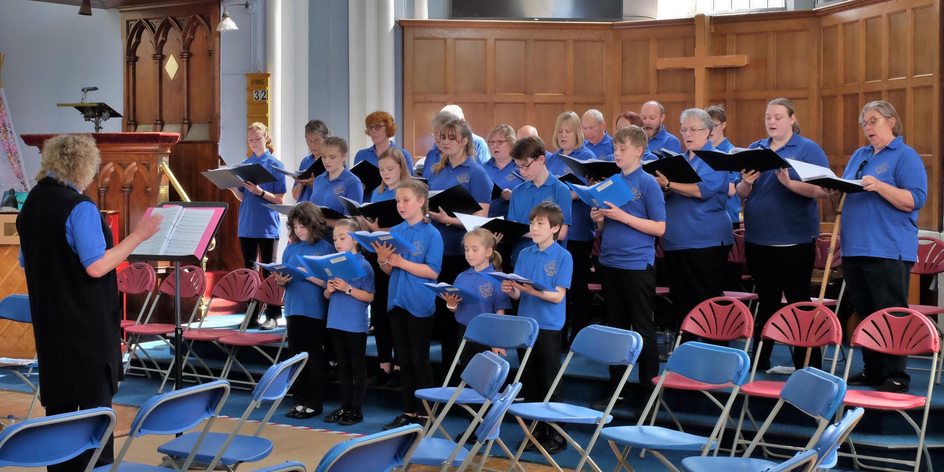St John's Choir 22.6.19