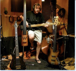 JR WITH BASSES