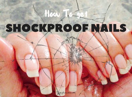 5 Tips To Grow Long, Strong & Healthy Nails