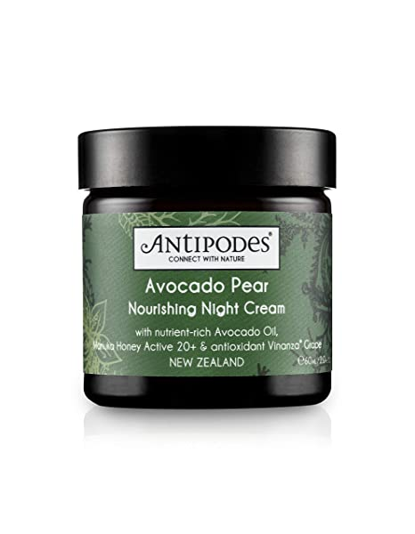Antipodes Avocado Pear Nourishing Night Cream