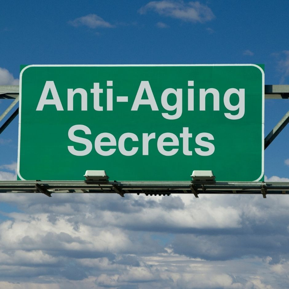 How to create an anti-aging skincare routine #skincaresecrets #antiagingroutine