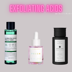 AHA vs BHA vs PHA: Which Exfoliating Acid Is Right For Your Skin