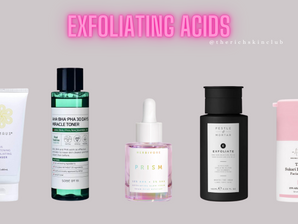 AHA vs BHA vs PHA: Which Exfoliating Acid Is Right For Your Skin?