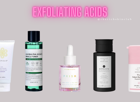 AHA Versus BHA: Which One Is Right For Your Skin?