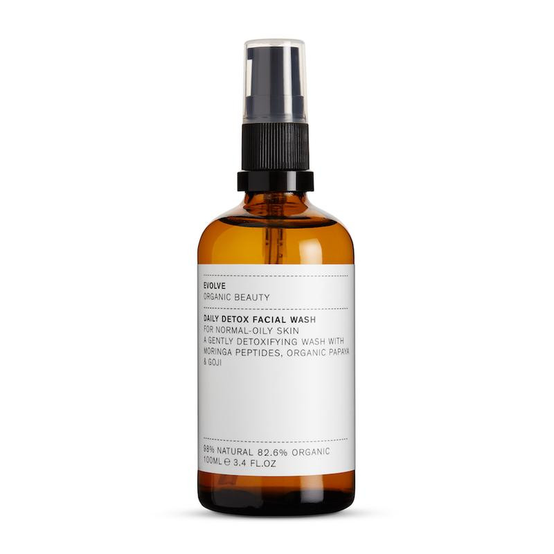 Evolve Beauty - Daily Detox Facial Wash