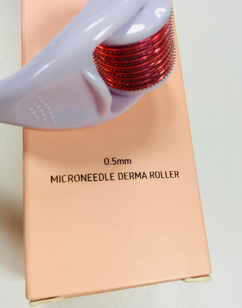 0.5mm derma roller