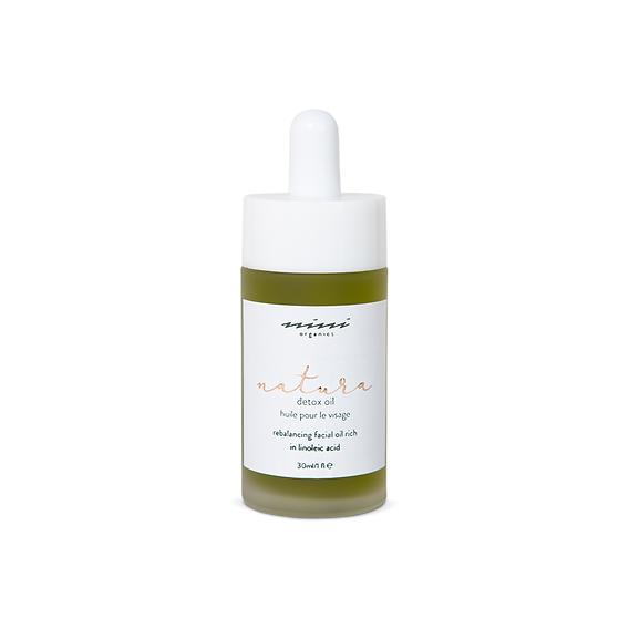 Glow Organic Nini Organics Natura Detox Oil