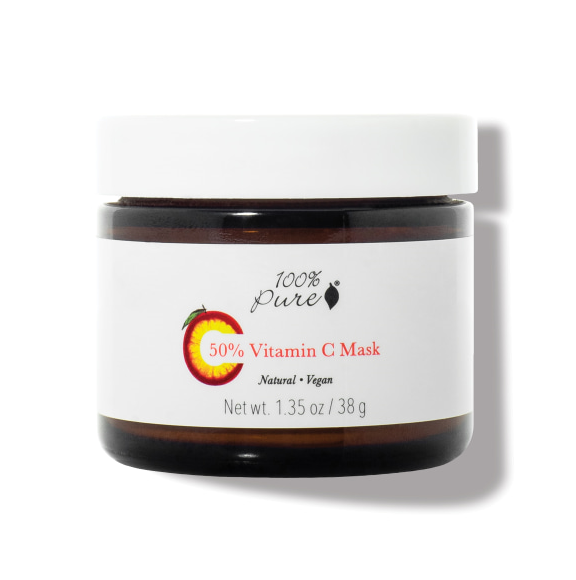 100% Pure 50% Vitamin C Mask