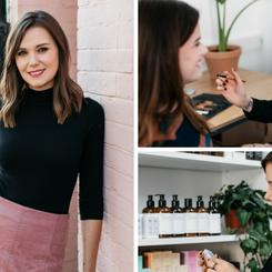 Glow Organic Founder, Mel Jenkinson Shares Her Skincare Secrets