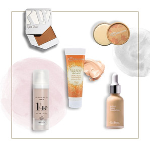 The Best Natural Foundation For Healthy Skin
