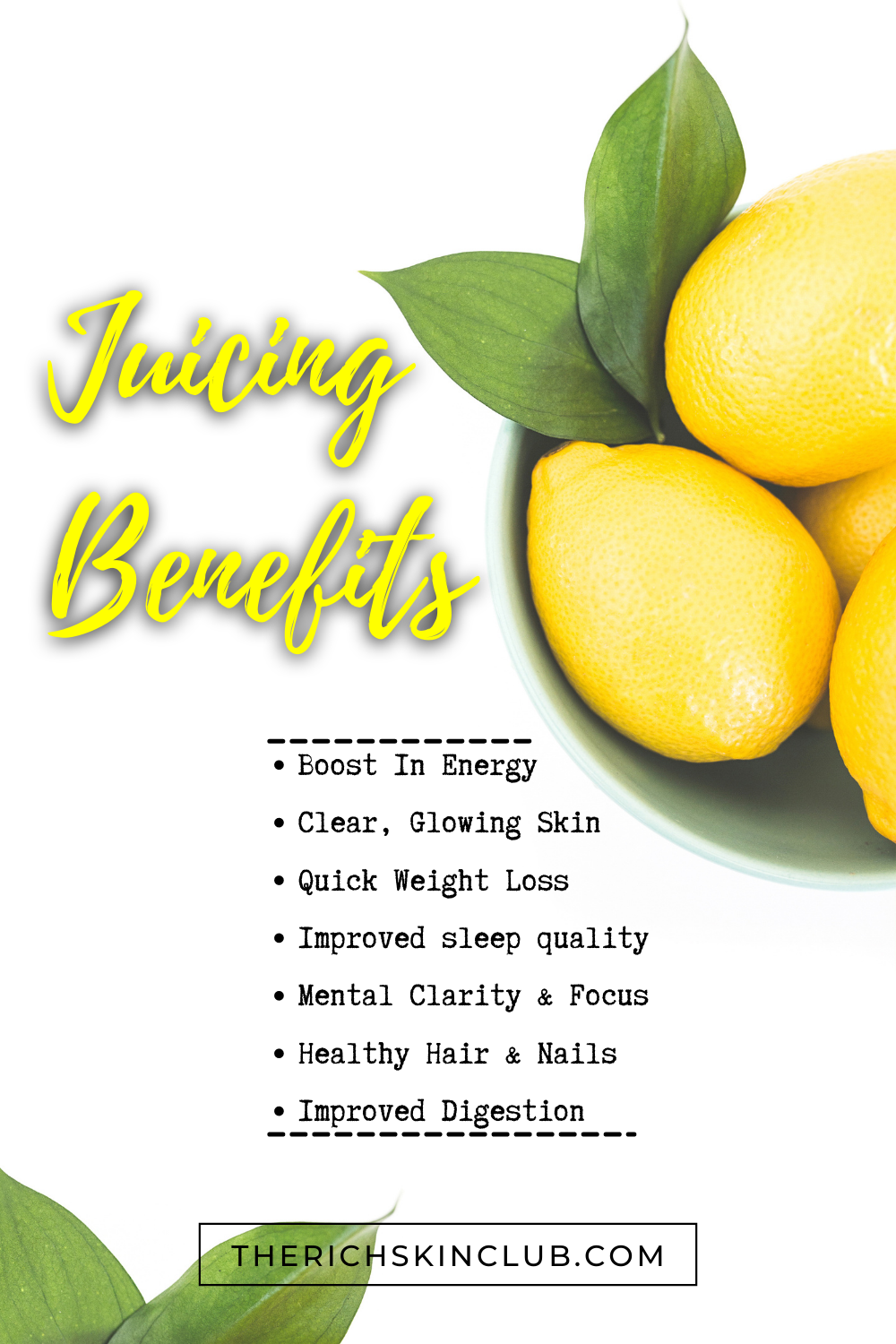 10 Amazing Juicing Recipes to drop weight, boost your energy, your skin and your immune system. Juicing introduces your system to a wide variety of vitamins and antioxidants while reinforcing your immune system with the important nutrients it needs to fight disease. #JuiceCleanse #JuicingRecipes #GreenJuiceBenefits #JuicingForHealth #JuiceForSkinGlow