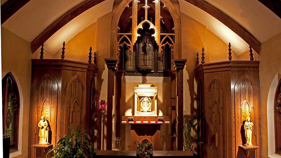 Chapel Background