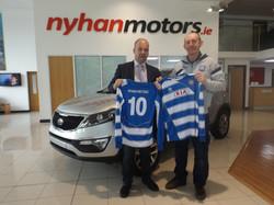Nyhan Motors sponsors Richmond