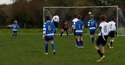 U13 - Andrew goal v St Marys