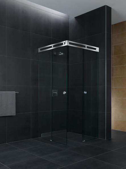 Das Duschsystem Luna in der Gesamtansicht