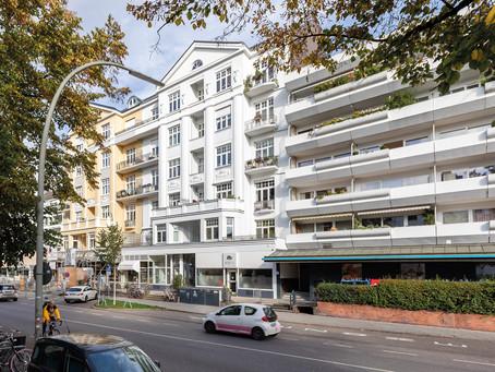 Neuer Shop in Hamburg Uhlenhorst - Blome-Architektur auf Kurs