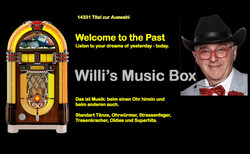 MusicBox Welcome