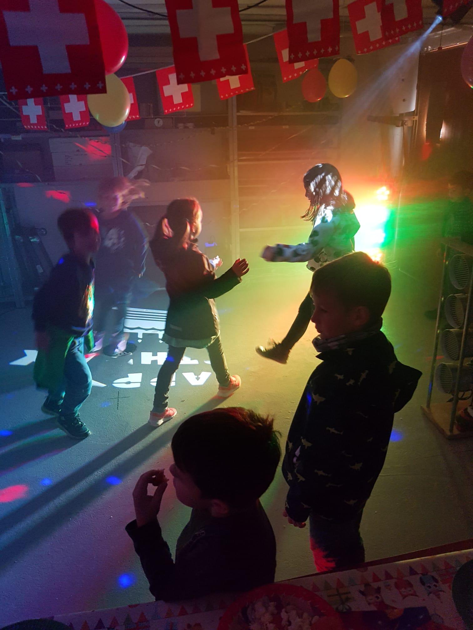 Iven Party foto