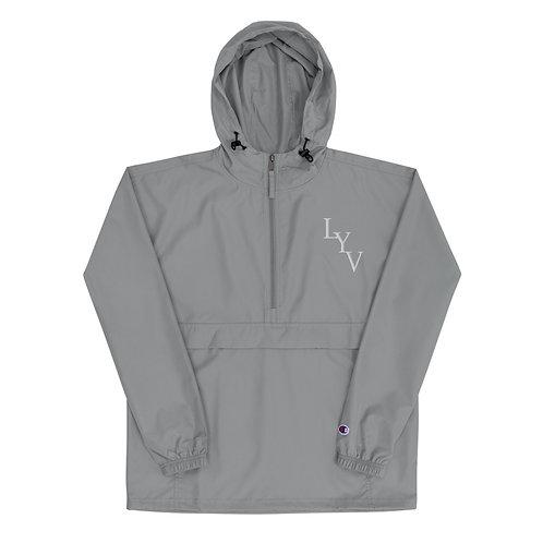 LYV (Embroidered) X Champion Packable Jacket