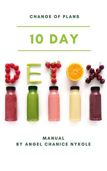 10 Day Detox Manual