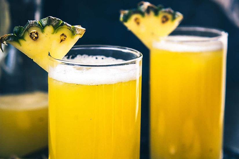 Pineapple Detox Water