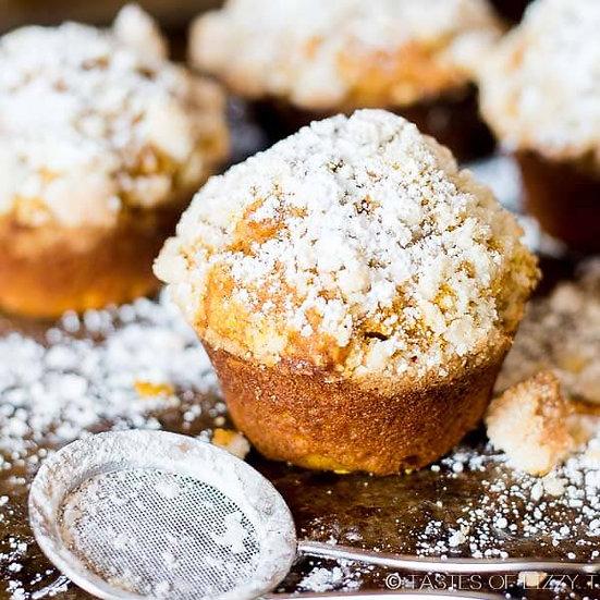 1 Dozen Pumpkin Spice Muffins