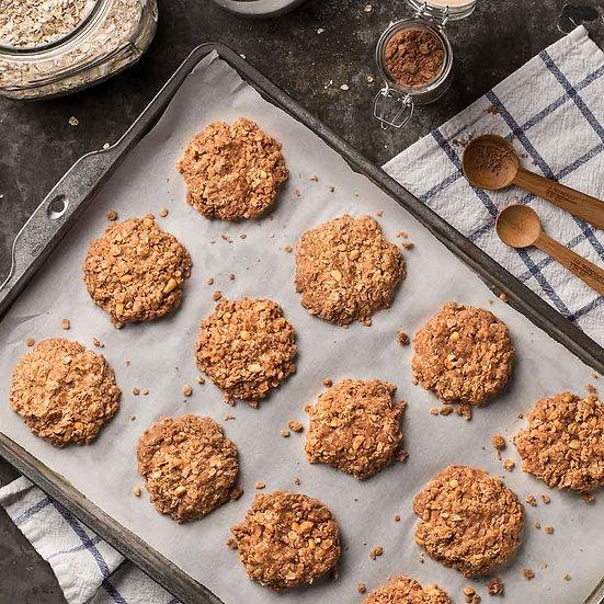 1 Dozen Gluten Free Oatmeal Cookies
