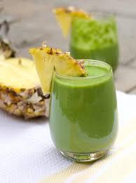 Pineapple Green Glow