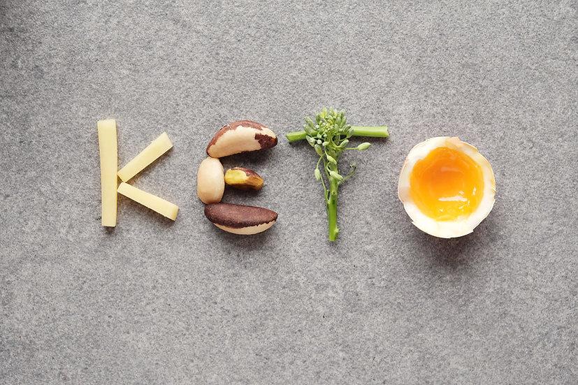 Keto Weight Loss Nutrion Program