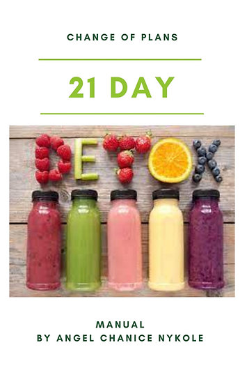 21 Day Detox Manual