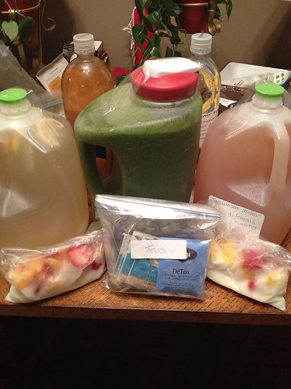 Full Prepped 10 DAY DETOX