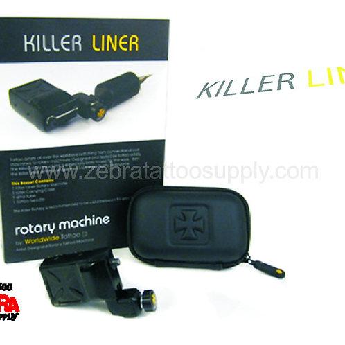 KILLER LINER - MÁQUINA ROTATIVA