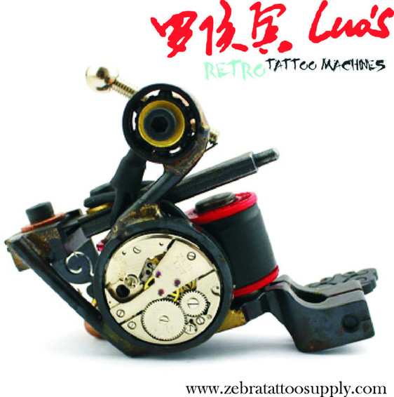 LUO S TATTOO MACHINE