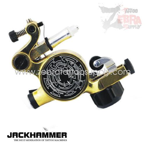 JACK HAMMER - ROTARY MACHINE - GOLD