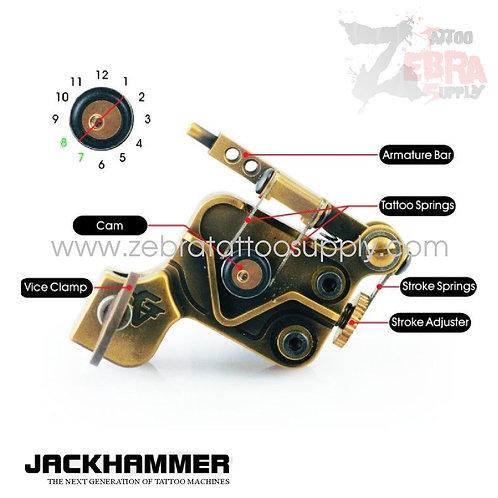 JACKHAMMER 2.0 - ROTARY MACHINE
