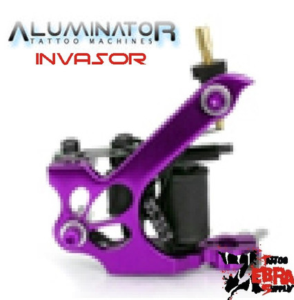 Aluminator tattoo Machines