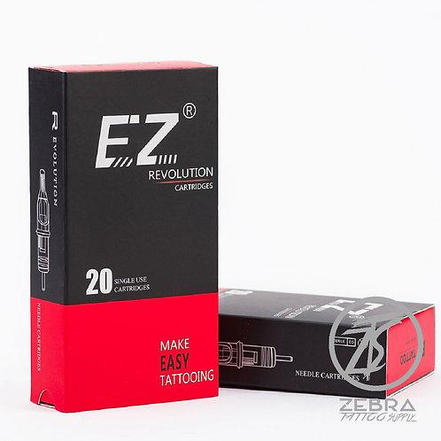 EZ Revolution Cartuchos Curved Magnum # 12 Regular L-Taper