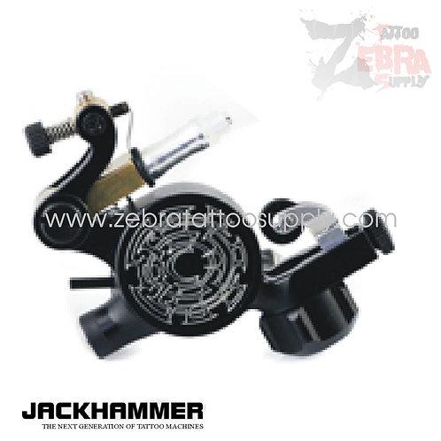 JACK HAMMER - ROTARY MACHINE - BLACK