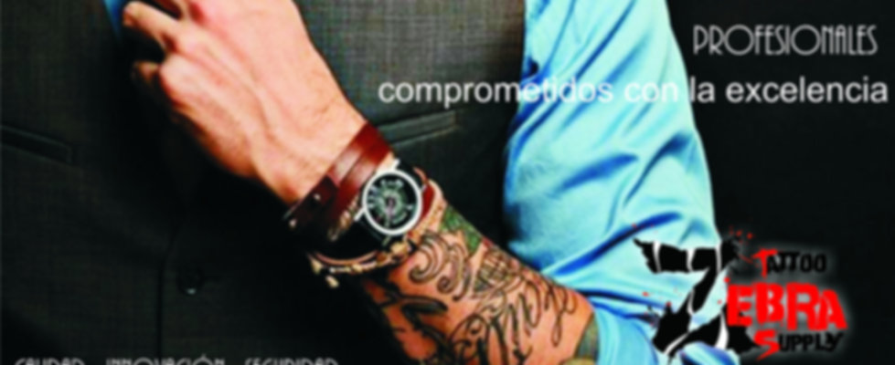 zebra tattoo supply