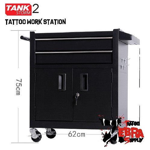 TATTOO WORK STATION - TANK STORM 2