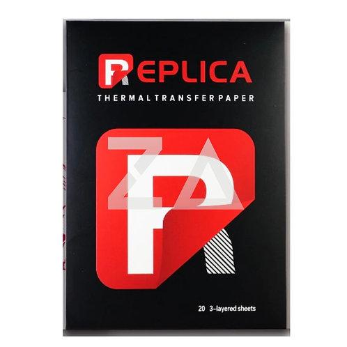 Replica | Papel transfer